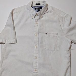 Tommy Hilfiger Men's Shirt-Large